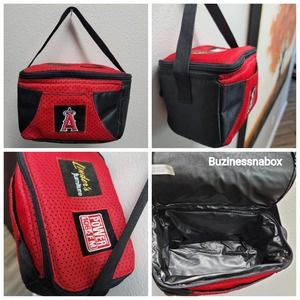 Los Angeles Angels Insulated Lunch Bag